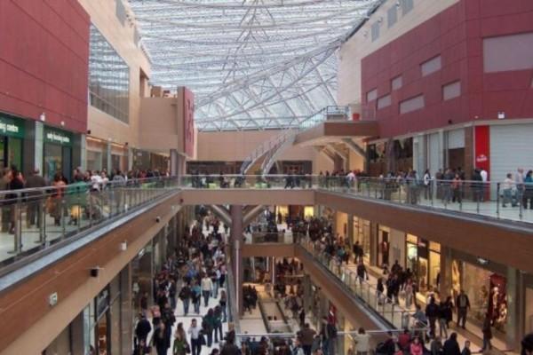 «Ντου» αντιεξουσιαστών στο εμπορικό κέντρο «The Mall Athens» στο Μαρούσι! (photos)