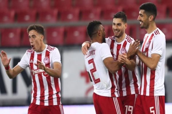 Super League: «Ντόρτια» ο Ολυμπιακός κόντρα στη Λάρισα!