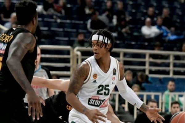 Basket League: Παναθηναϊκός – Ρέθυμνο 96-74! Βάζει πλώρη για την Ρεάλ!