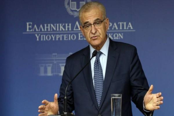 Παραιτήθηκε ο υφυπουργός Εξωτερικών Αντώνης Διαματάρης! (Video)