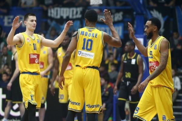 Basketball Champions League: Κρίσιμη μάχη για το Περιστέρι!