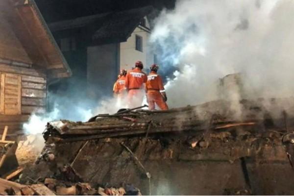 Τραγωδία στην Πολωνία: 4 νεκροί και 4 αγνοούμενοι από έκρηξη!