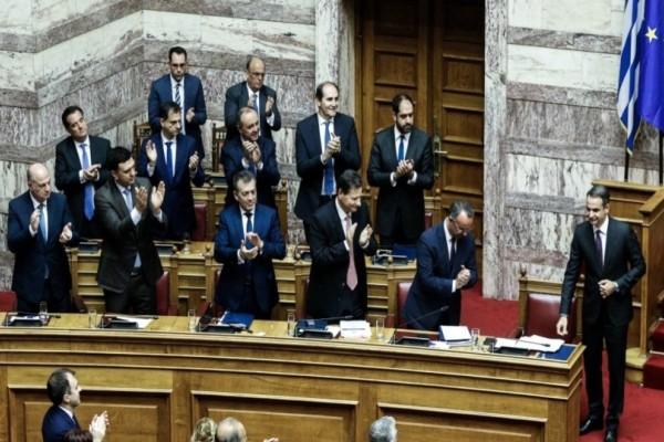 Βουλή: Εγκρίθηκε με 158 «ναι» ο προϋπολογισμός του 2020!