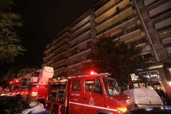 Πυρκαγιά σε διαμέρισμα στην Καλλιθέα!