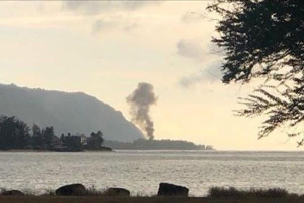 Συνετρίβη ελικόπτερο: 6 νεκροί ανάμεσά τους 2 παιδιά! (Video)