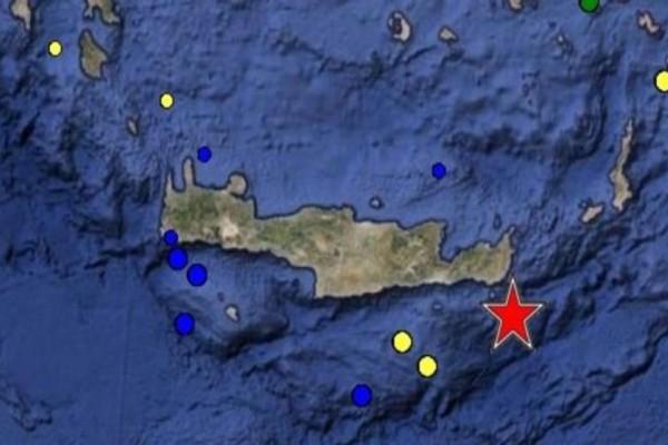 Σεισμοί στην Κρήτη: Τα δύο πιθανά σενάρια για τις 24 δονήσεις σε 3 ημέρες!