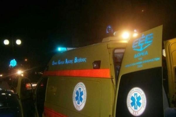 Θανατηφόρο τροχαίο στην Κορίνθου-Πατρών: Φορτηγό καρφώθηκε σε αυτοκίνητο! Ένας νεκρός!