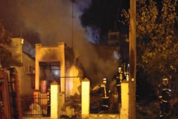 Συναγερμός στη Θεσσαλονίκη: Φωτιά σε σπίτι!