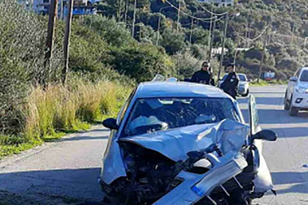 Τραγωδία στην Ηγουμενίτσα: Σφοδρό τροχαίο με μια νεκρή!