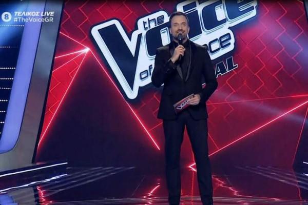 The Voice: Αυτός είναι ο μεγάλος νικητής!