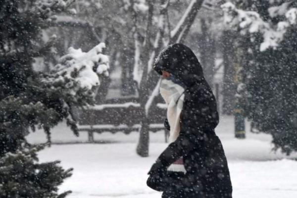 Καιρός: Έρχονται χιόνια στην Αττική! (Video)