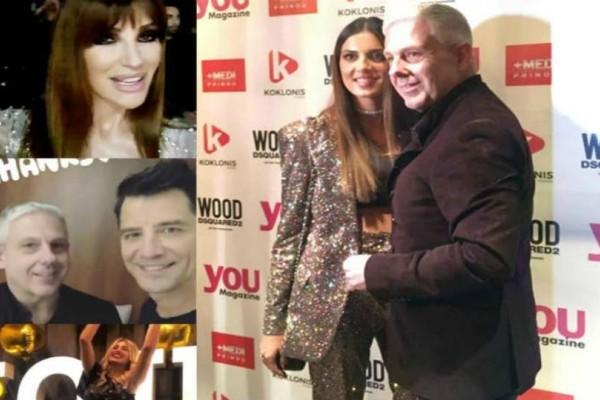 6 χρόνια youweekly: Οι λαμπεροί καλεσμένοι της showbiz και ο εκθαμβωτικός Σάκης Ρουβας!