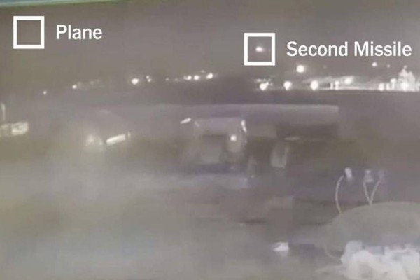 Βίντεο σοκ από το Ιράν: Δείχνει δύο πυραύλους να χτυπούν το μοιραίο Boeing!