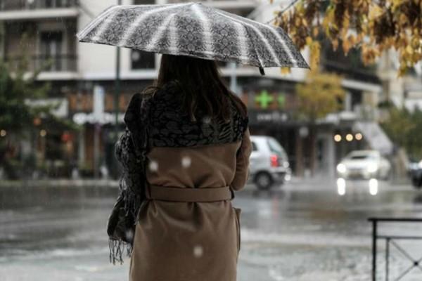 Καιρός: Υψηλές θερμοκρασίες με βροχές!