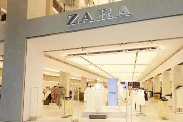 ZARA: Το πιο ζεστό φούτερ με το print που είναι 1ο και στο instagram έχει έκπτωση και κοστίζει μόλις 7 ευρώ!