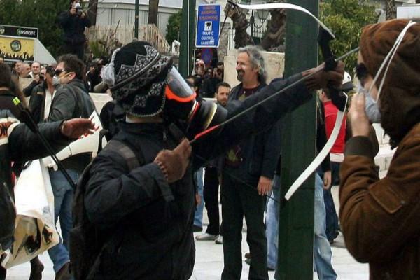 Αδιανόητο! Αυτό είναι το οπλοστάσιο του «Τοξοβόλου» που βρήκε η Αστυνομία! (photos)