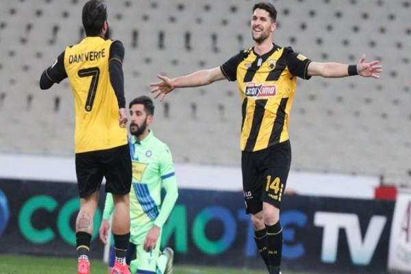 Κύπελλο Ελλάδος: Καθάρισε εύκολα την πρόκριση η ΑΕΚ!