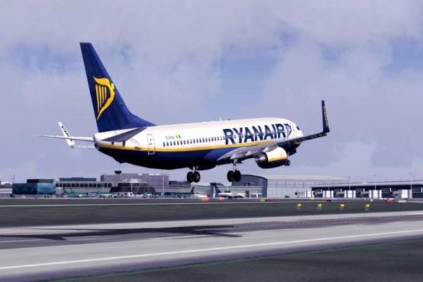 Ryanair: Τα 3 νέα δρομολόγια με εισιτήρια από 14,99 ευρώ!