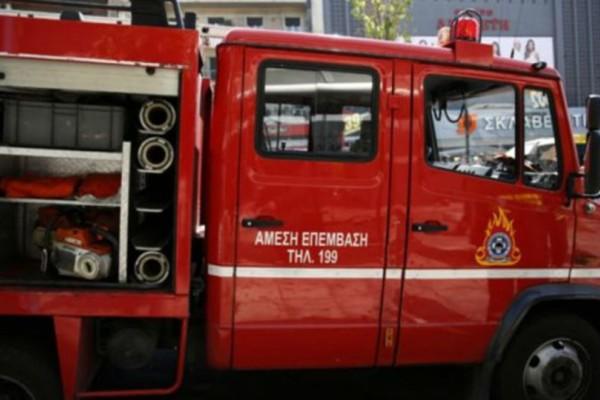 Συναγερμός στα Μελίσσια: Φωτιά σε διαμέρισμα!