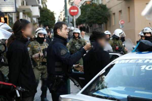 Αυτή είναι η ανήλικη κόρη πασίγνωστου Έλληνα ηθοποιού που συνελήφθη στις καταλήψεις στο Κουκάκι!