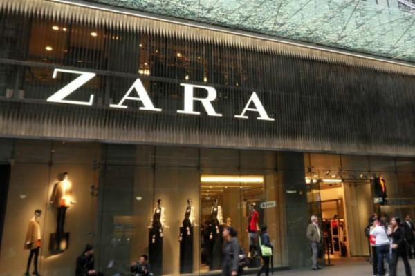 ZARA: Βρήκαμε το λεοπάρ γκρι μπλουζάκι που κοστίζει μόνο 5,95 ευρώ!