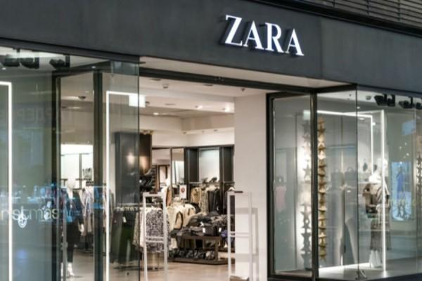 ZARA: Βρήκαμε το πλεκτό παντελόνι που θα φοράς χειμώνα και άνοιξη! Κοστίζει 29,95!