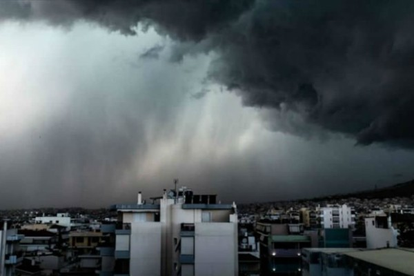 Άστατος ο καιρός σήμερα: Σε ποιες περιοχές θα βρέξει;