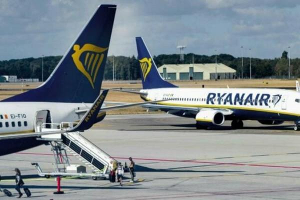 Τρελή προσφορά της Ryanair: Εισιτήρια ούτε με 10 ευρώ!