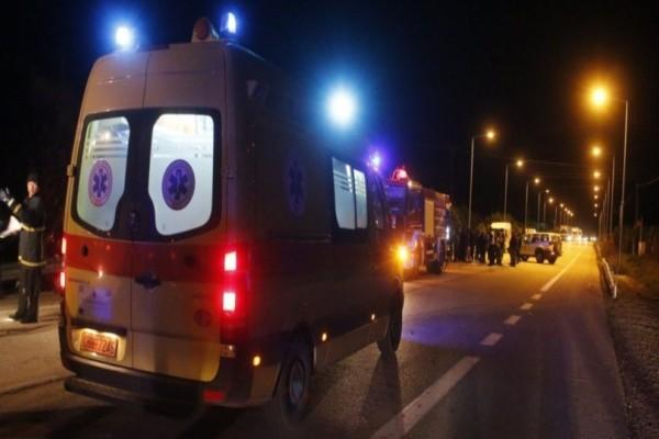 Θρίλερ στην εθνική οδό Πατρών-Κορίνθου: Άνδρας έκανε απόπειρα αυτοκτονίας πέφτοντας από γέφυρα!