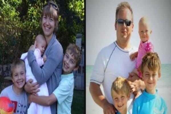 Άγριο έγκλημα: Άνδρας σκότωσε την γυναίκα και τα παιδιά του! Ζούσε με τα πτώματα για μέρες!