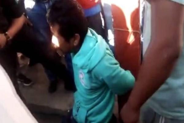 Άνδρας βίασε και σκότωσε 6χρονο κοριτσάκι και τον έκαψαν ζωντανό!