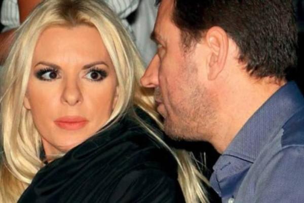 «Ο Νίκος Σαμοΐλης είναι...»: Η Αννίτα Πάνια μίλησε για τον δεύτερο γάμο της!