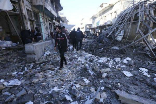 Μακελειό στη Συρία: 18 νεκροί, ανάμεσά τους έξι παιδιά!