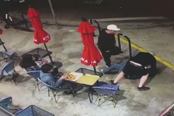 Βίντεο Σοκ: Η απόπειρα απαγωγής μιας 6χρονης μπροστά στην οικογένειά της!