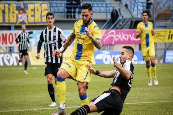 Super League: Νίκη-ανάσα για τον Αστέρα Τρίπολης κόντρα στον ΟΦΗ!