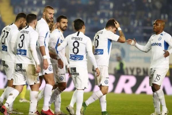 Super League: Ματσάρα στο Περιστέρι, στο κόλπο της Ευρώπης ο Ατρόμητος!