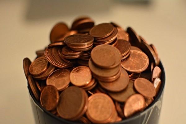 Την κατάργηση των κερμάτων 1 και 2 λεπτών εξετάζει η Ευρωπαϊκή Ένωση! Αυτός είναι ο λόγος!