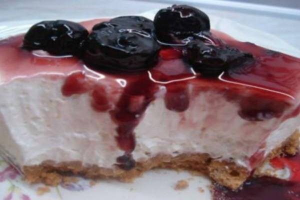 Cheesecake με ζαχαρούχο γάλα που μας πήρε τα μυαλά!