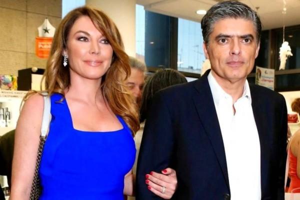 Ποια Τατιάνα Στεφανίδου; Ο Νίκος Ευαγγελάτος ξανά μαζί με την πρώην του!