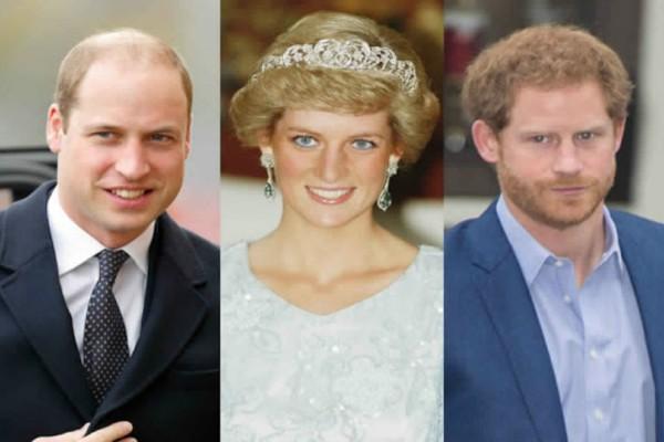 Γράμμα-αποκάλυψη από την Πριγκίπισσα Νταϊάνα! Το μήνυμά της για τους Πρίγκιπες Ουίλιαμ και Χάρι! (photo)