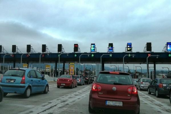 Διόδια: Οι νέες τιμές στην εθνική οδό Πατρών-Αθηνών ανά κατηγορία οχήματος!