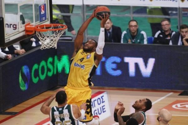 Basket League: Ματσάρα από τα παλιά, η τρομερή ΑΕΚ λύγισε τον μεγάλο Παναθηναϊκό!