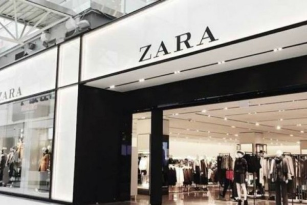 ZARA: Το καστόρινο παλτό που κάνει θραύση είναι σε έκπτωση και κοστίζει μόνο 15€!