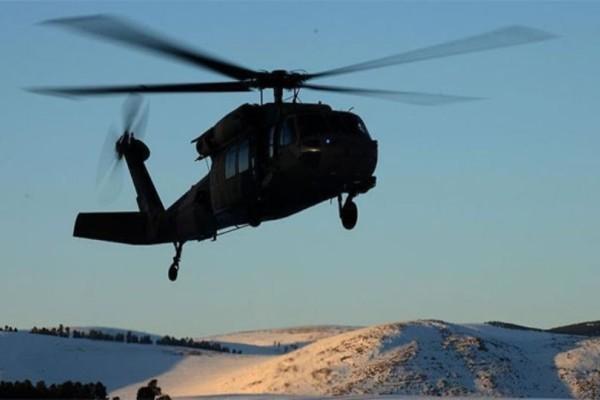 Στρατιωτικό ελικόπτερο συνετρίβη στην Αδριατική!