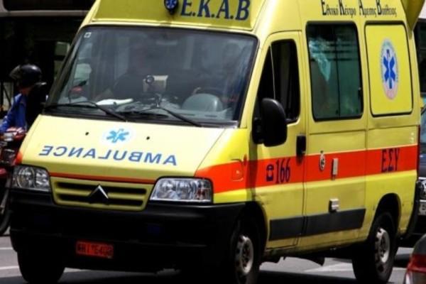 Τραγωδία στη Λάρισα: 50χρονη γυναίκα έπεσε από τον 5ο όροφο πολυκατοικίας!