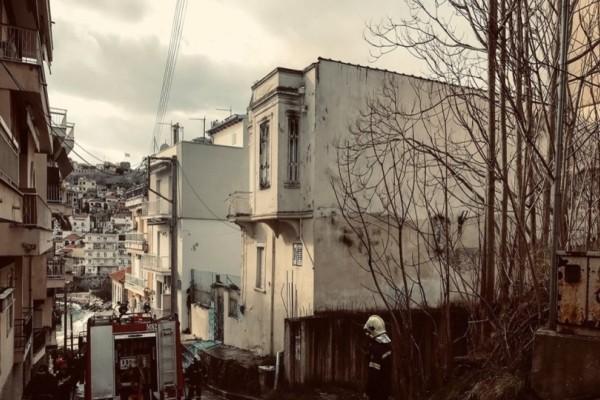 Καβάλα: Πυρκαγιά από θερμάστρα σε σπίτι ηλικιωμένης!