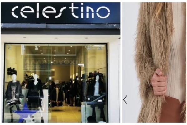 Celestino: Όλες οι γυναίκες θέλουν να αποκτήσουν αυτή την γούνα! Κοστίζει λιγότερο από 23 ευρώ!
