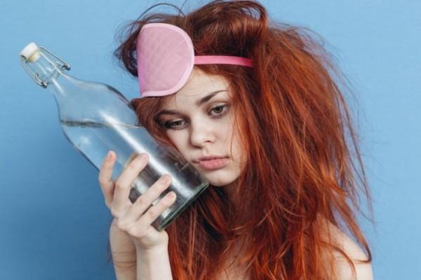 Πώς θα αποφύγεις το hangover...Ποια ποτά να επιλέξεις!