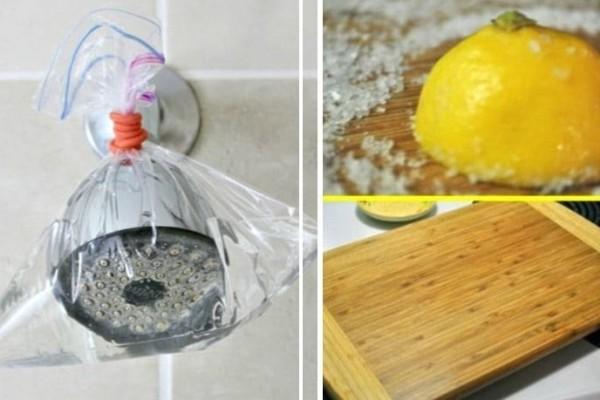 Με μαγειρική σόδα, λεμόνι και ασετόν σώθηκε για πάντα από το πιο δύσκολο μπελά του σπιτιού!