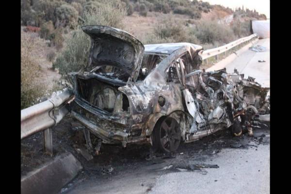 Τραγωδία στην Καβάλα! Τροχαίο με νεκρό και τέσσερις τραυματίες!